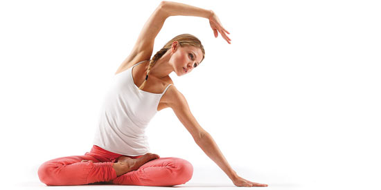 Asana intensive - lots of practice, with a bit of theory