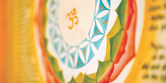 Chakra Meditation Seminar