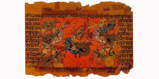 Mahabharata - An Ancient Tale for Modern Times