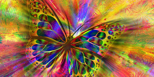 Self Healing through Meditation on Colours