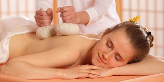 The magic of touch in Ayurveda