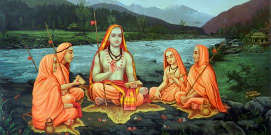 Theme Week: Bhaja Govindam by Adi Shankaracharya