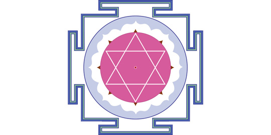 Yantras - how you can awaken your self-healing power with holy energies