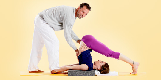 Yoga Therapy Training: 4-Week Intensive